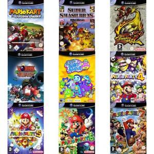 Nintendo-GameCube-Best-of-Party-Spiele-Zustand-auswahlbar