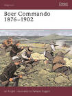 Boer Commando 1881-1902 by Ian Knight (Paperback, 2004)