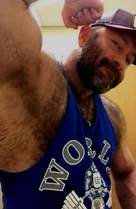 Hairy Beefy Muscle