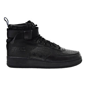 cb537b12d017 NIke SF Air Force 1 Mid Men s Shoes Black 917753-005