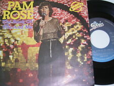 """7"""" - Pam Rose - Book of you and me & Memories for Sale - 1980 # 4804"""