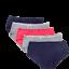 100/% Cotton Pack 6x 12x Ladies Women Bikini Briefs Pants Knickers Underwear