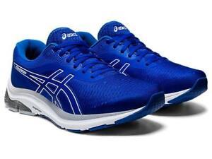 ASICS-Homme-Gel-Pluse-12-Chaussures-Course-En-ASICS-Bleu