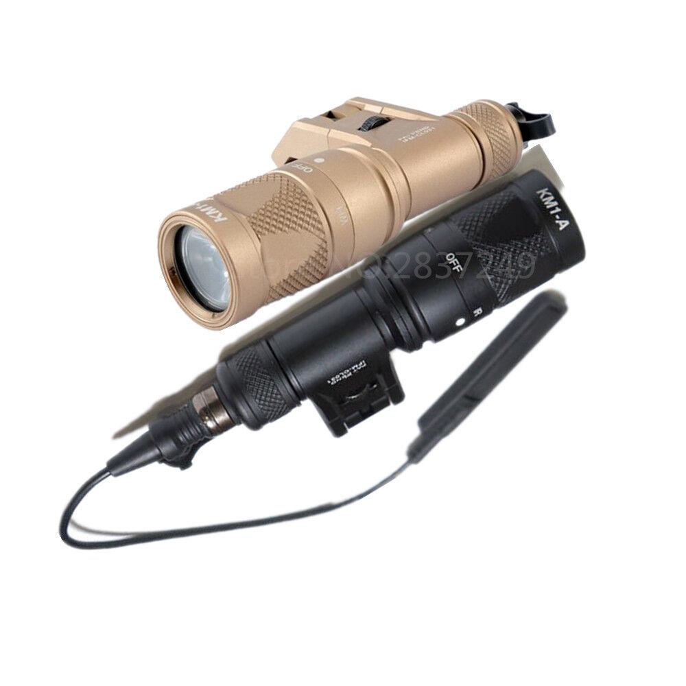 Nuevo ARRIVAL Linterna Táctica Luz Led IFM CAM para la caza arma