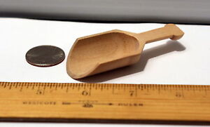 3-034-Wooden-Scoop-New-Unfinished-Wood-Made-in-the-USA