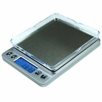 Piece Counting ACCT-500 .01 g with 500g x 0.01g Digital Jewelry Precision Scale