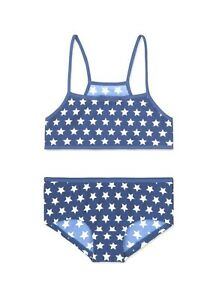 ♥ JUST BEACH ♥ Bikini swimwear Gr.164 UVP € 19,95  **NEU** Bademode amsterdam