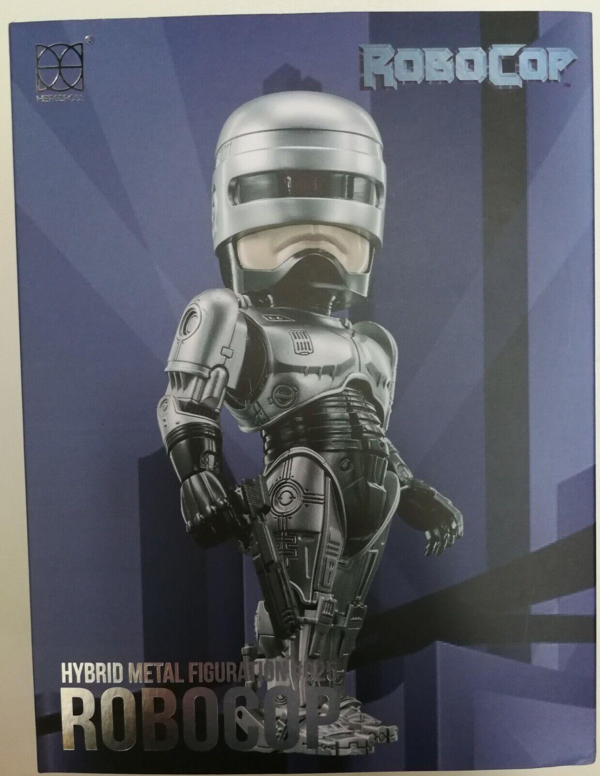 1987 Robocop Herocross Hybrid Metal figuración Figura Sideshow  025 025