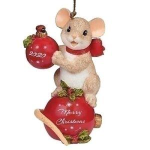 Charming Tails Christmas 2020 Charming Tails Christmas Annual Dated Ornament New 2020 133495 | eBay