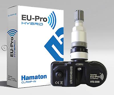 Redelijk 1 X Hamaton Tpms Tyre Pressure Valve Sensor Ssangyong