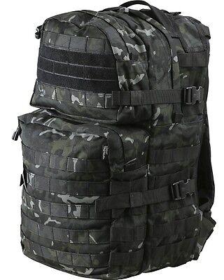 MTP Camo Assault Grab Pack RUCKSACK Airsoft Tactical New 40 Litre MOLLE BTP