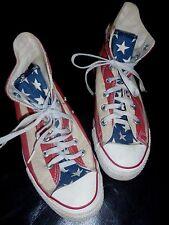 CONVERSE Vintage 1990s Collectable USA Flag Converse 6
