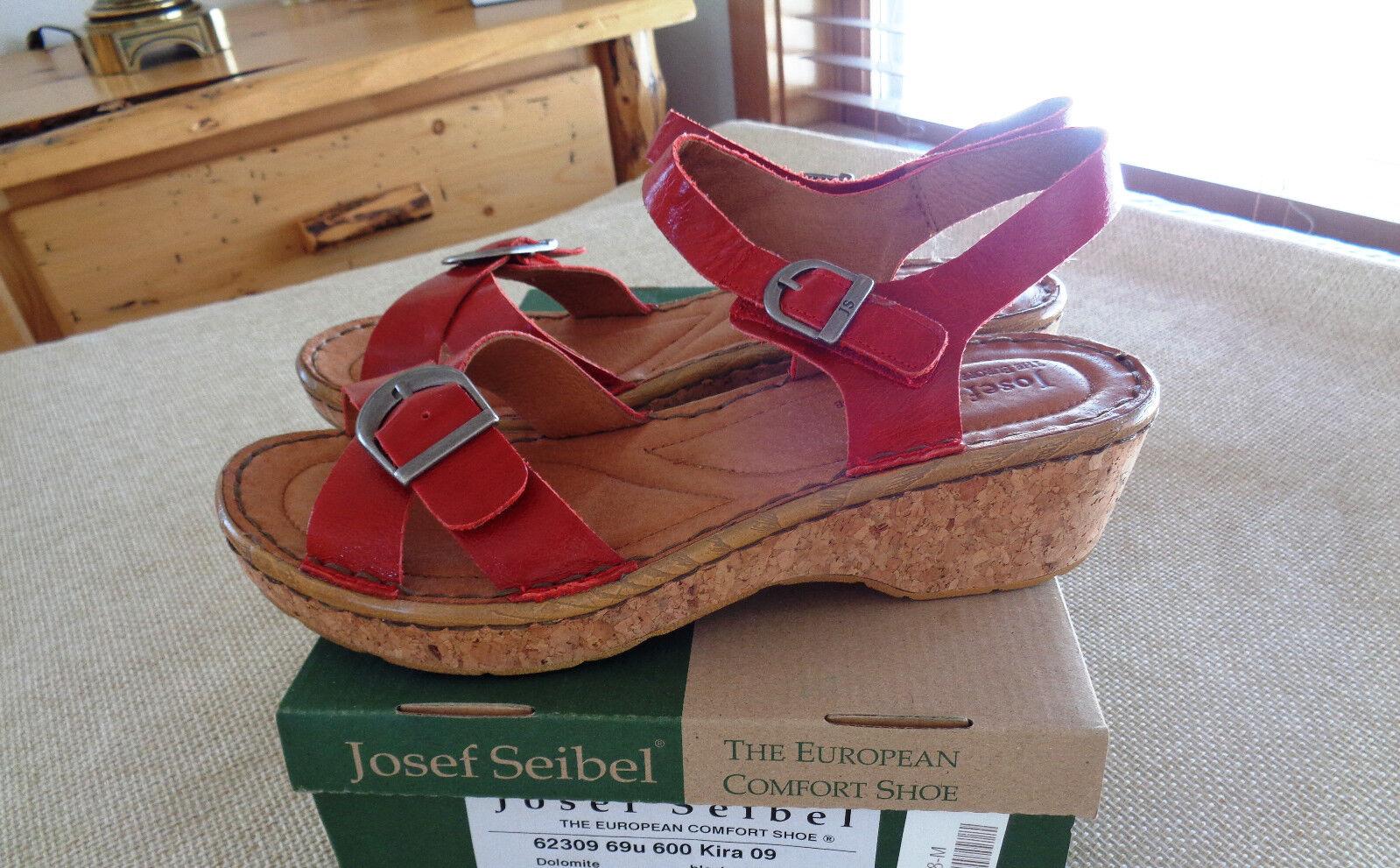 Nouveau  120 Josef Siebel Sandales pour femme W Chaussures Chaussures Chaussures Taille 39 62309 69u 350 Kira 09 L @ @ K 2a70d8