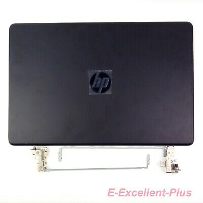 HP 15-BS 15T-BR 15Q-BU 15-BW Black LCD Back Lid Cover Top Case 924899-001 Hinge