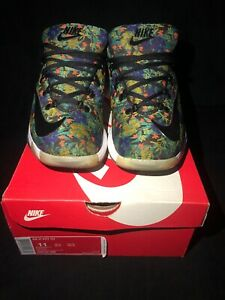 827d3288b1f Image is loading Pre-Owned-Nike-Kd-6-EXT-QS-Floral-