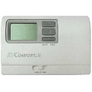 9-Series White Zone Control Thermostat RV Comfort.ZC for Coleman Mach ACs