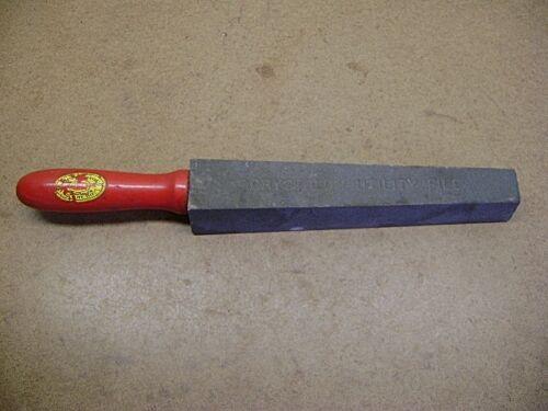 5tg-NORTON-ABRASIVES-KNIFE-SHARPENING-STONE-Crystolon-Utility-File-in-Good-Shape