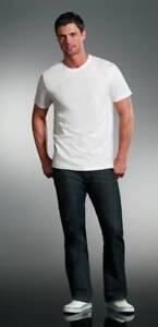 JOCKEY-2-T-Shirts-Farbe-jedoch-navy-oder-schwarz-100-Baumwolle-JOCKEY-100040