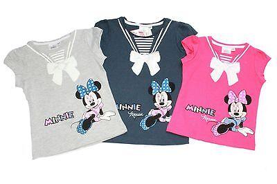 Disney Minnie Mouse Pink /& Grey Girls Pullover Hoodie Size 7-12 Minnie Love