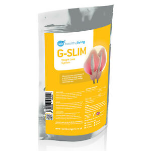 Details About Wbp G Slim Natural Glucomannan Diet Pills Safe Effective Weight Loss Support