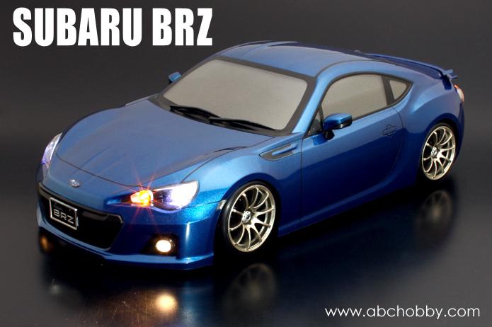 ABC-HOBBY 66139  1 10 Subaru Gt  prezzi bassi
