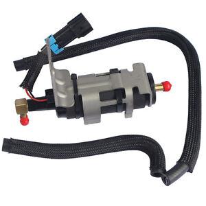 For Mercury Mariner 8558432Low Pressure Fuel Pump w/Stainless Bracket 8M0047624