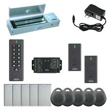Visionis Fpc 6347 1200lbs Outswing Maglock Wireless Keypad And Exit Buttons