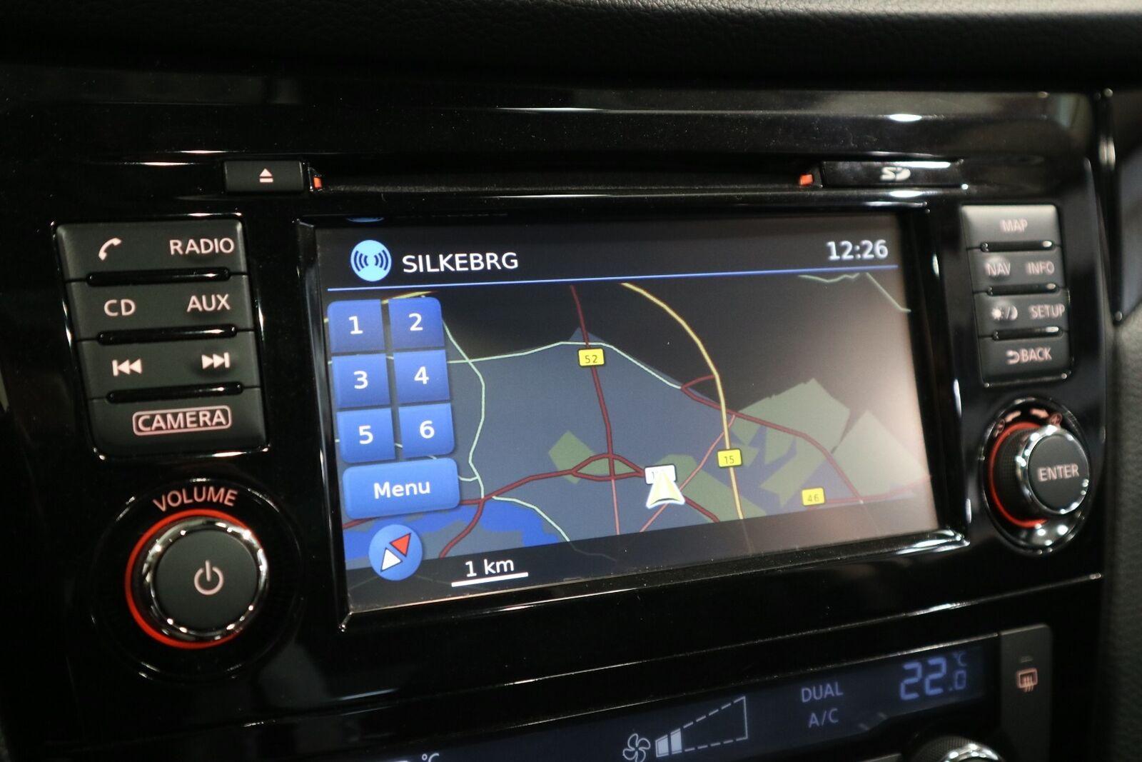 Nissan Qashqai 1,5 dCi 110 N-Connecta - billede 9