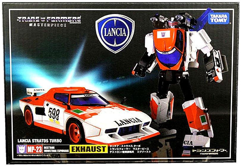 Transformers Takara 6 Inch Action Figure Masterpiece Series - Exhaust MP-23
