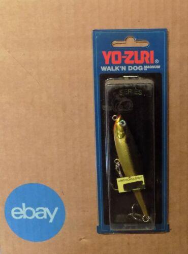 Select One NIP Yo Zuri Lures Pins Minnow Twitch Crank Dog Pop