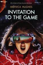 Invitation to the Game Hughes, Monica Mass Market Paperback