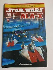 Leyendas Star Wars Nº 8 Ala-x Estado Nuevo Planeta Comic Mire Mas Articulos Acheter Un En Obtenir Un Gratuitement