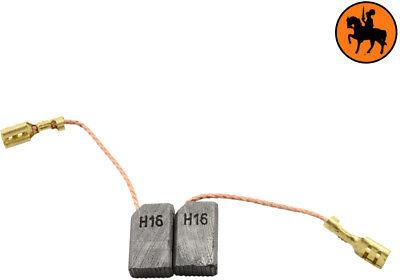 5x10x17mm Remplace 3.071.113.003 Balais de Charbon Asein pour Fein