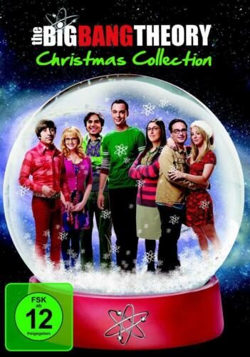1 von 1 - The Big Bang Theory - Christmas Collection (2013)