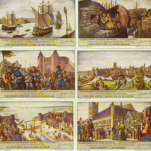LIEBIG : S_1523 : 'Histoire de nos provinces Fl. Occide