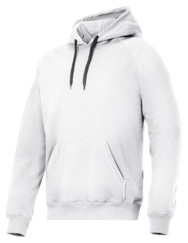 Snickers 2800 Cotton Rich Work Hoody Sweatshirt FREE SOCKS