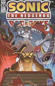 SONIC THE HEDGEHOG #34 COVER A BULMER VF//NM 2020 IDW PUBLISHING HOHC