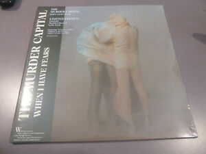 THE-MURDER-CAPITAL-When-I-Have-Fears-LP-ltd-Marbled-Rust-Vinyl-Neu-amp-OVP