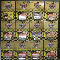 1998 Racing Champions 50th Anniversary Nascar Lot Of 12 Diecast Cars 1:64 New.