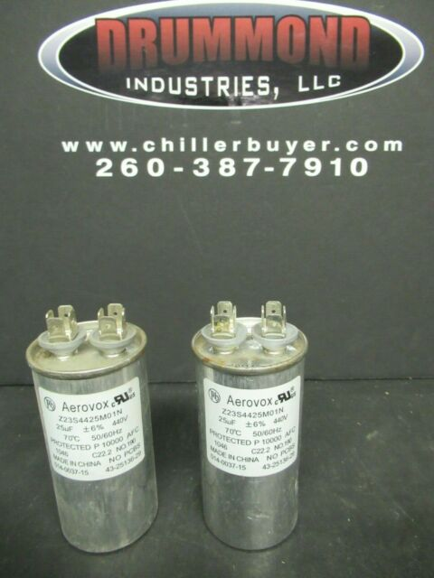 AEROVOX Z93S3028m01a3 28uF 300VAC 50-60hz ballast grow Lighting Capacitor NEW