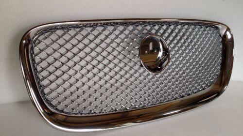 2016 Nuovo di Zecca Genuine Jaguar XF GRIGLIA ANTERIORE GRIGLIA CROMO