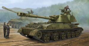 Trumpeter-05543-1-35-Soviet-2S3-152mm-Self-Prop-Howitzer-Earl-Neu