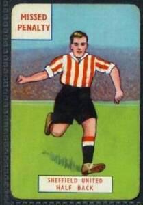 RARE-Football-Playing-Card-Sheffield-United-1946-7