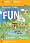 Fun for Starters Student's Book with Audio with Online Activities by Anne Robinson, Karen Saxby (Mixed media product, 2015)