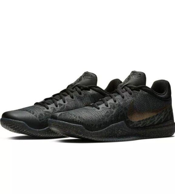Size 8.5 - Nike Mamba Rage Gold Stars