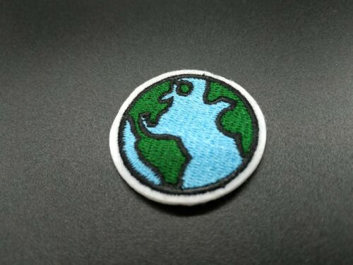 patch earth environmentalism ecological paneta planet ecologismo tierra sol
