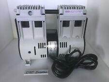 Welch Thomas Lab Vacuum Pump Model 2581b 24