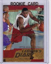 LeBRON JAMES 2003/04 Insert RC Basketball CAVS ROOKIE CARD Cleveland NBA FINALS!