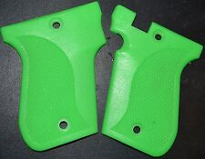 Phoenix Arms HP22 HP25 pistol grips zombie green plastic
