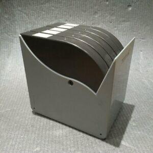 universa-Germany-Aufbewahrungsbox-fur-60m-Super-8-8mm-S8-Filmrollen-5-fach